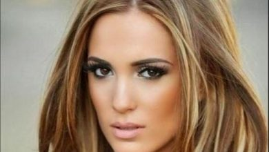 Photo of Best Hair Color for Brown Eyes