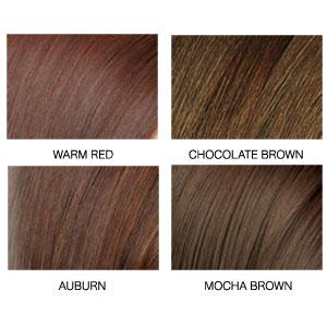 Hazelnut hair color chart