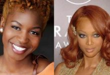 Photo of Ginger Hair Color Dye -Copper, Dark, Brown & Light Ideas