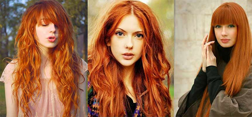 Ginger hair Color Pictures-light skin Celebrities