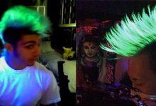 Photo of Glow in the Dark Hair Dye: Braids, Extensions, Blue, Neon + Sprays