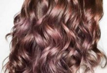 Photo of Rose Gold Hair Color & Dye Ideas