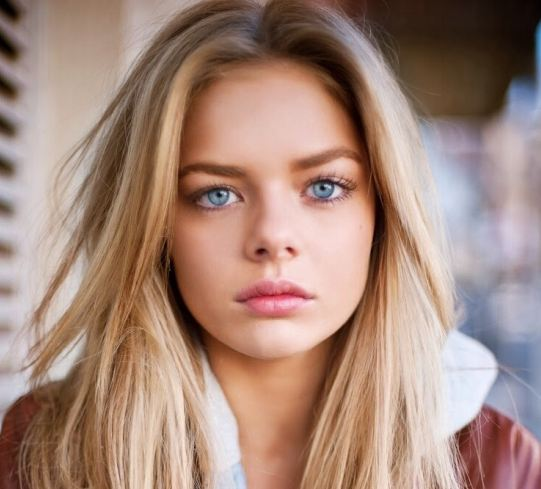 Best Hair Color For Hazel Eyes And Cool Skin Tone