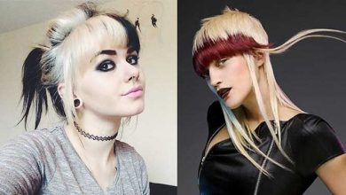 Photo of Two Tone Hair Color Ideas