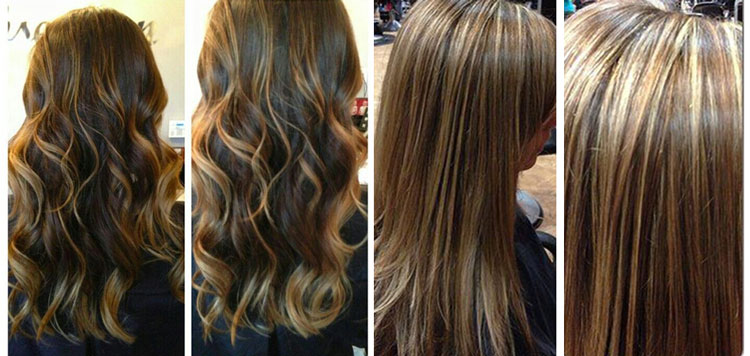 mocha-hair-color-with-highlights