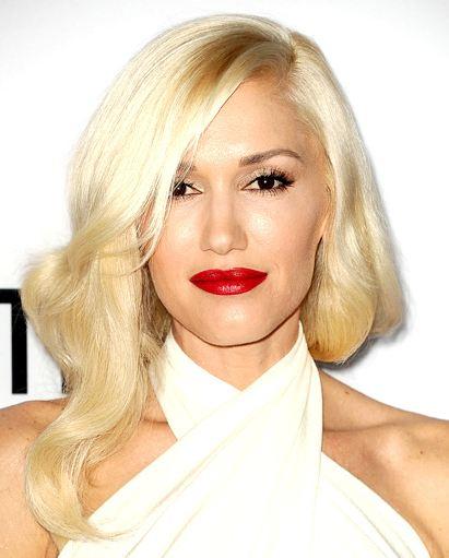 Fair skin with platinum blonde.