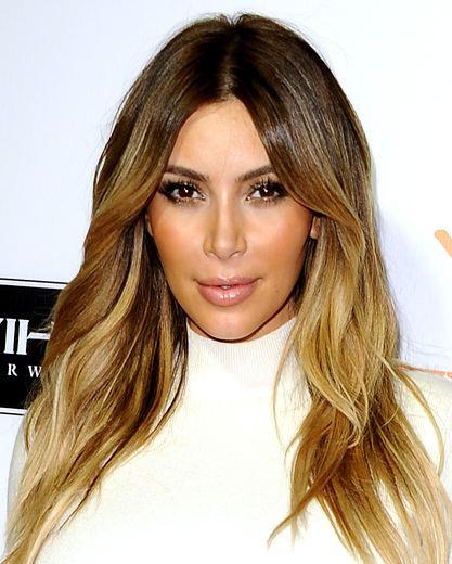 Kardashians blonde phase
