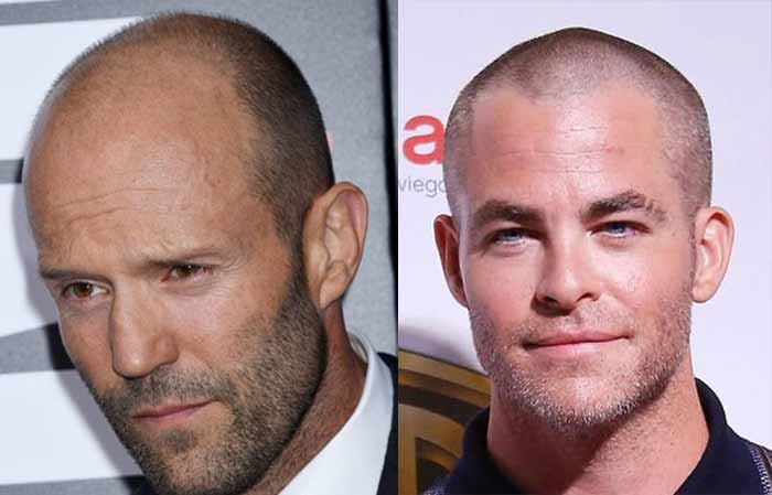 buzz hairstyle/cut