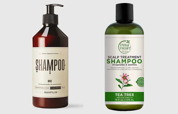 Hair Shampoo photos