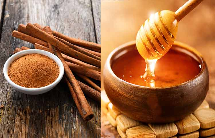 How to naturally lighten hair with honey and cinnamon