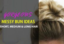 Photo of How to Do a Messy Bun