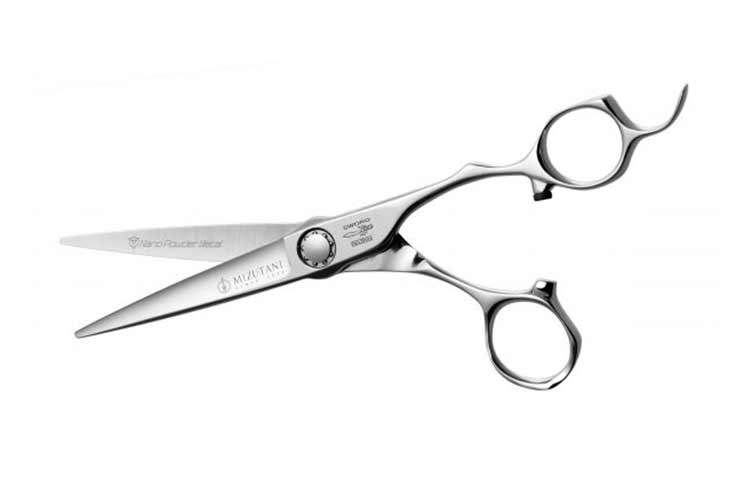 How to cut women sideburns with scissors