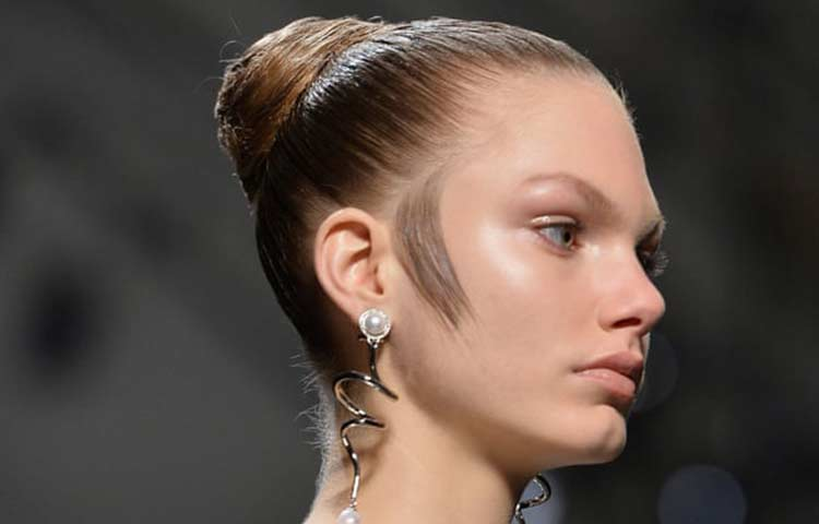 How to grow sideburns women