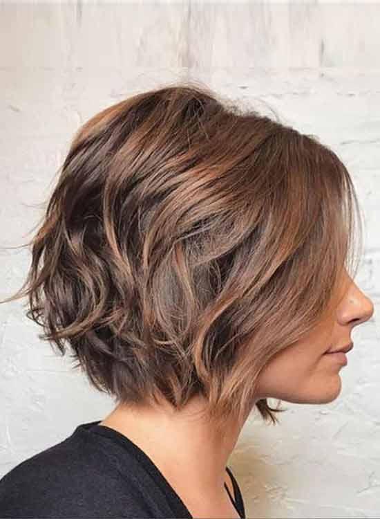 Caramel Blonde on Short hair ideas