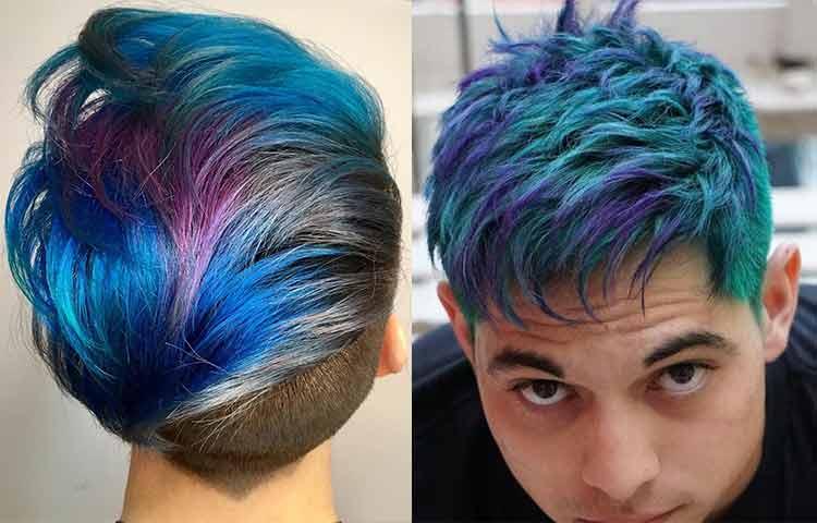 Purple Merman Hair