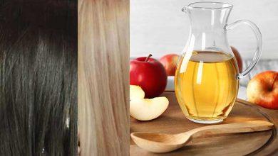 Photo of Using Apple Cider Vinegar to Lighten Hair