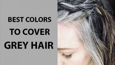 Photo of Best Hair Color to Cover & Hide Gray Hair