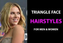 Photo of Triangle Face Shape Hairstyles for Male & Female