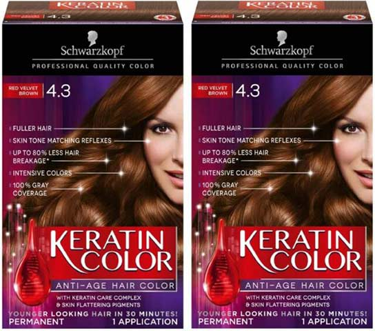 Best professional permanent hair colors to cover grey hair