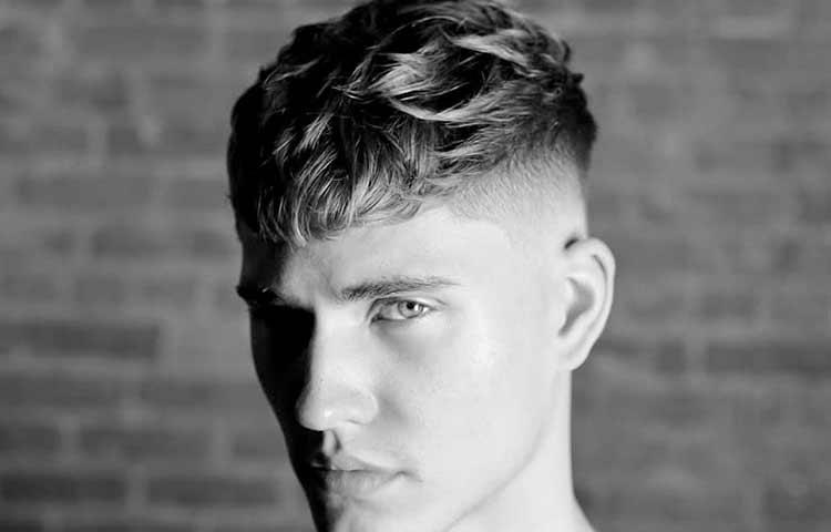 caeser hairstyle