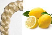 Photo of How to Lighten Hair with Lemon Juice