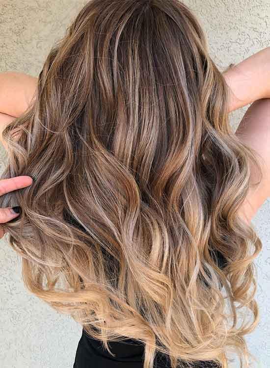 Light mpcha hair