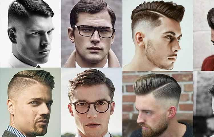 side part men