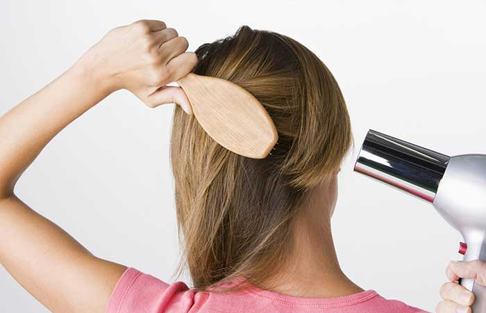 Blow Drying Hair Pros and Cons